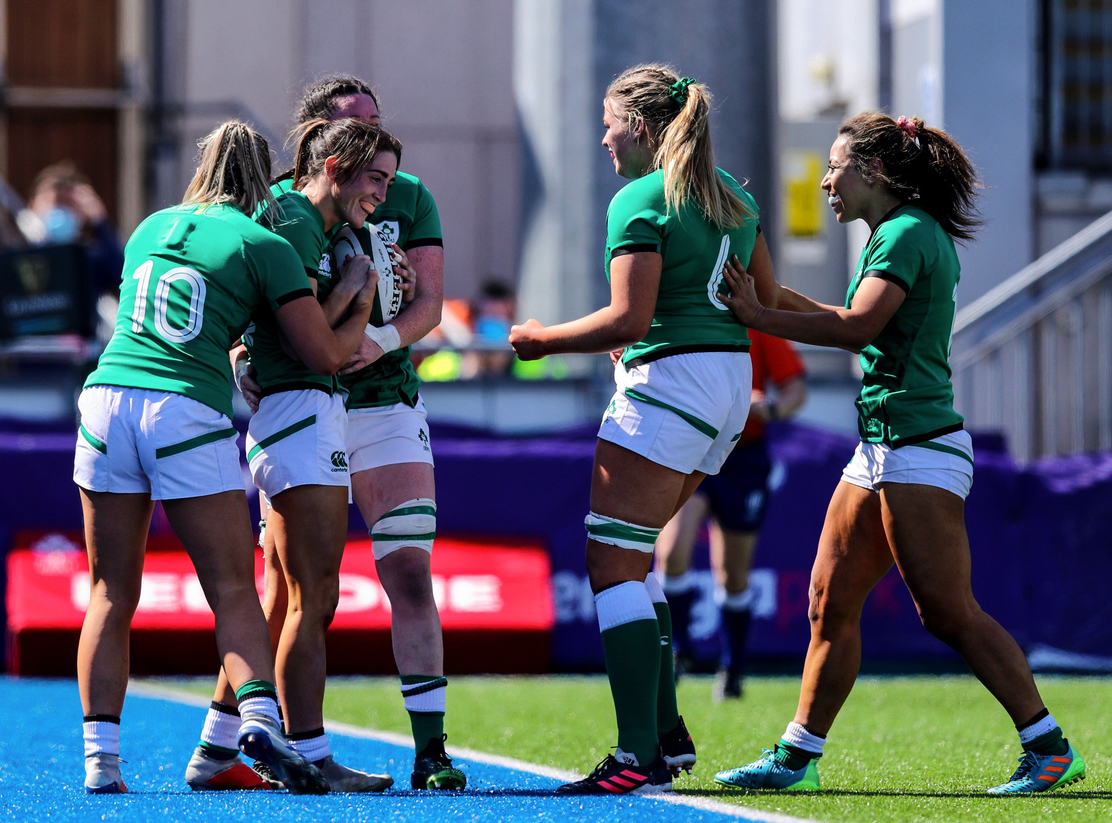Women s rugby
