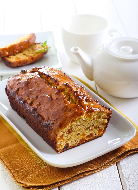 Apricot walnut tea loaves 1