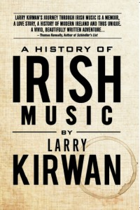 A History of Irish Music cover