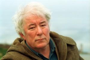 IRISH POETS SEAMUS HEANEY PORTRAIT LANDSCAPE