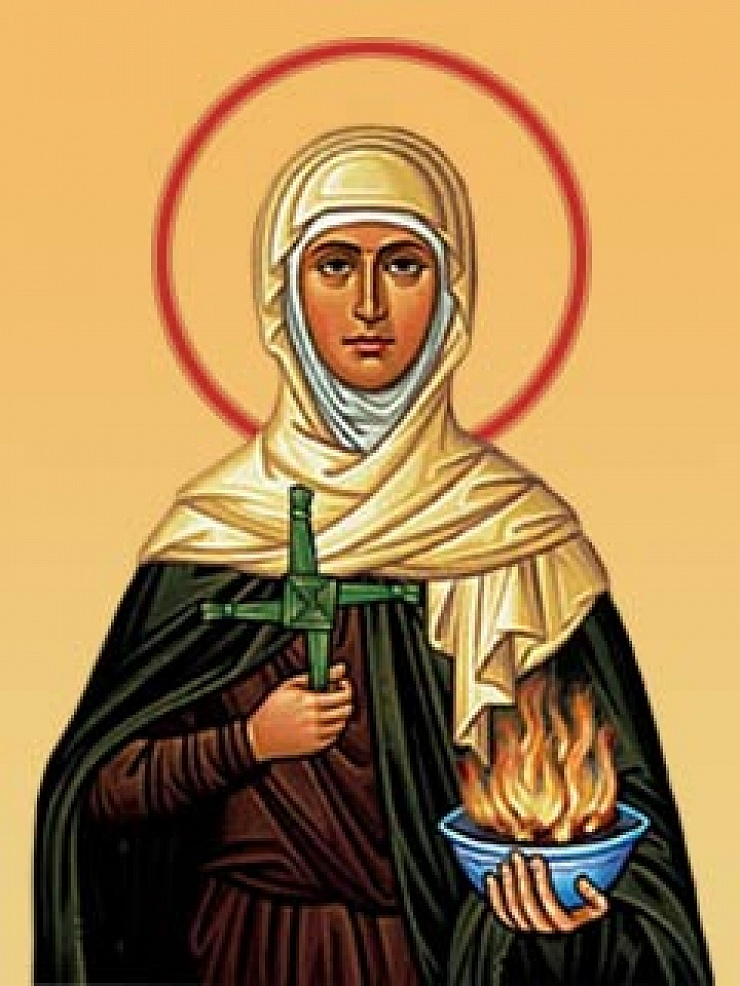 Happy St. Brigid's Day — Irish Echo