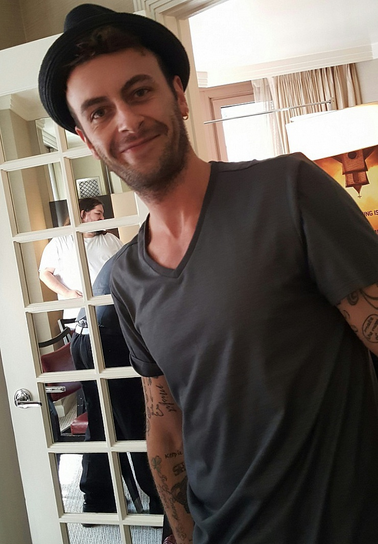 Gilgun sinks teeth into 'Preacher' role — Irish Echo