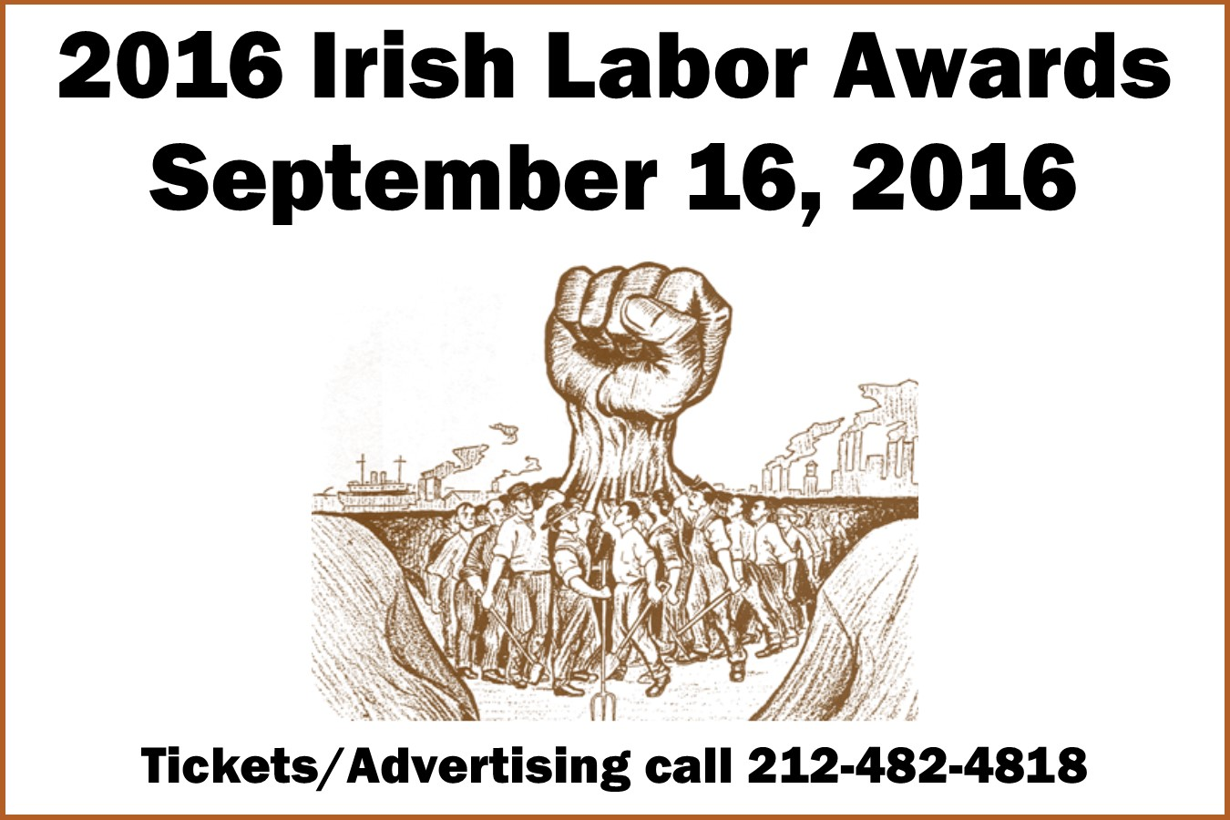 2016 Irish Labor