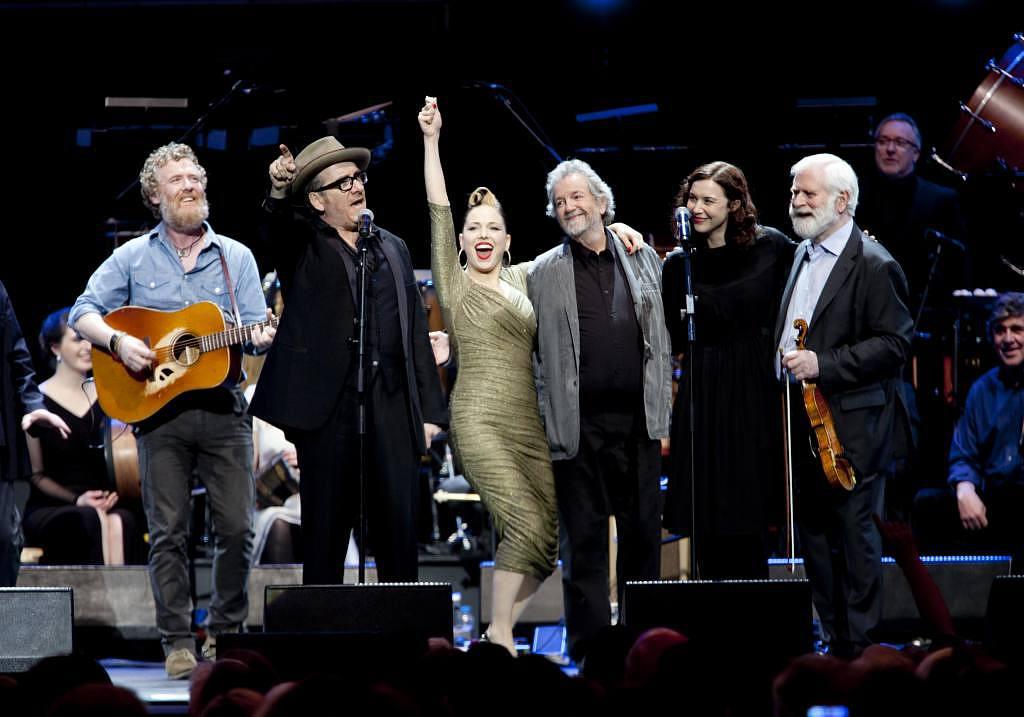 Elvis Costello Imelda May Tour