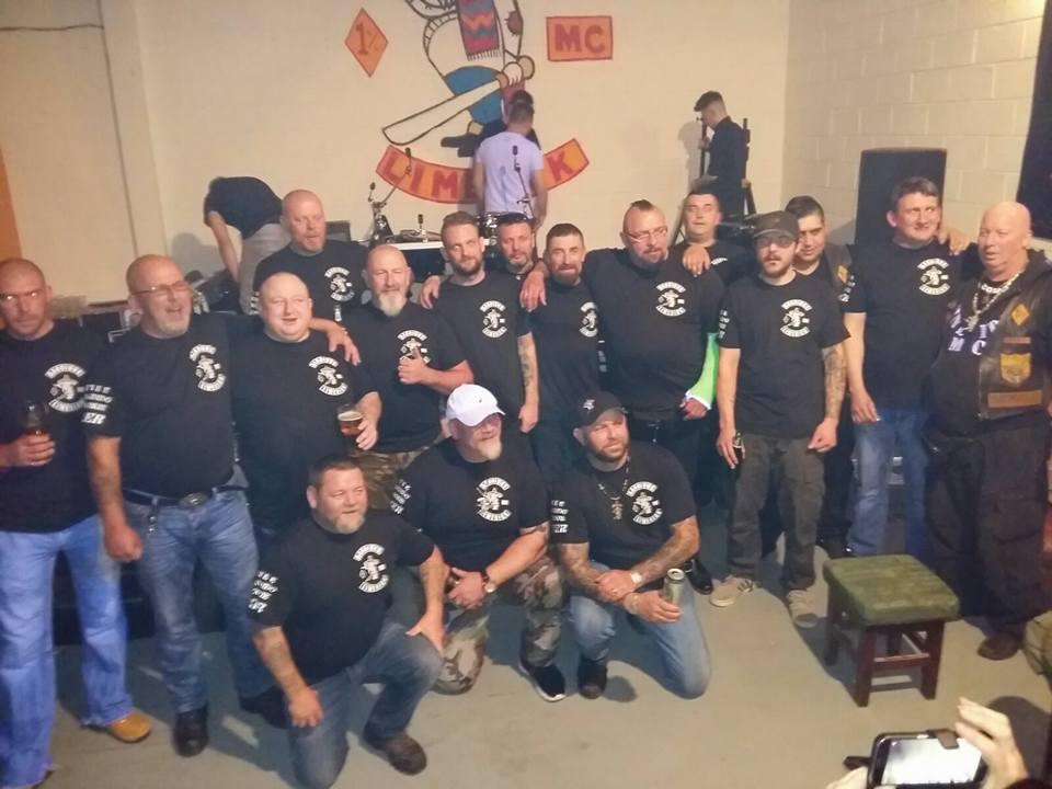 Feared U S  biker gang opens first ever Irish chapter | News