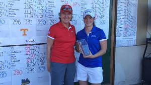 leona-maguire-trophy-by-duke-sports-information
