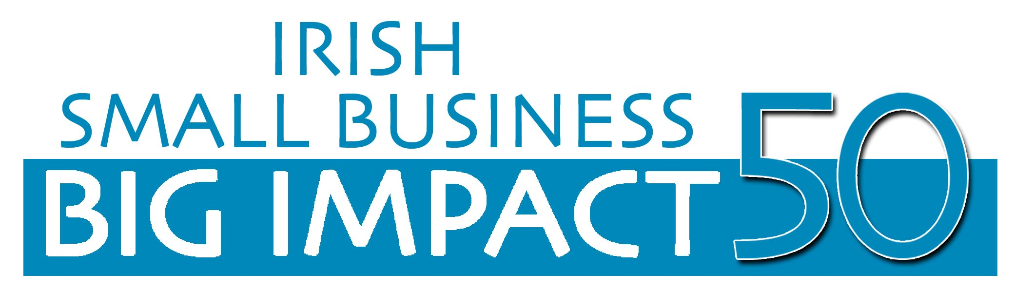 Irish Small Business Big Impact 50 logo