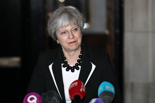 United Kingdom still negotiating with European Union over Brexit backstop -May's spokeswoman