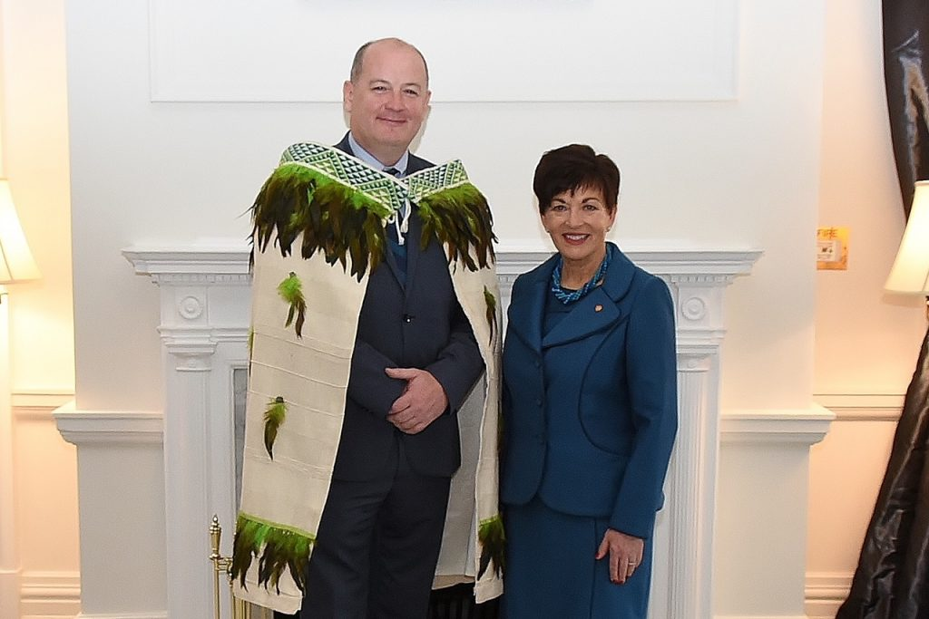 Peter Ryan takes up ambassadorial post in New Zealand | News