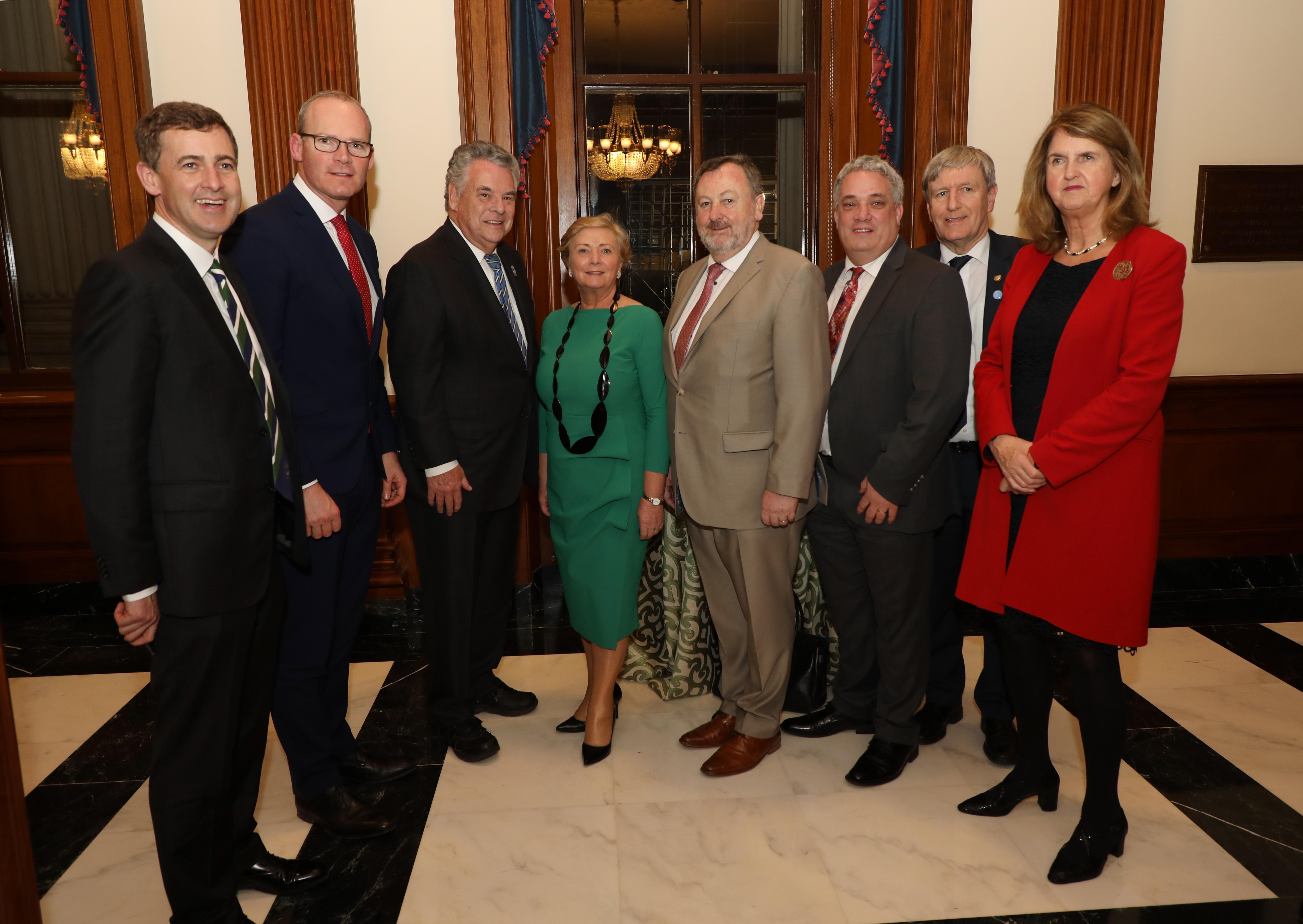Oireachtas and Congress strengthen ties | News & Views