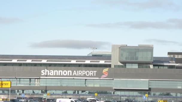 Depositphotos 96286616 stock video shannon snn international airport county