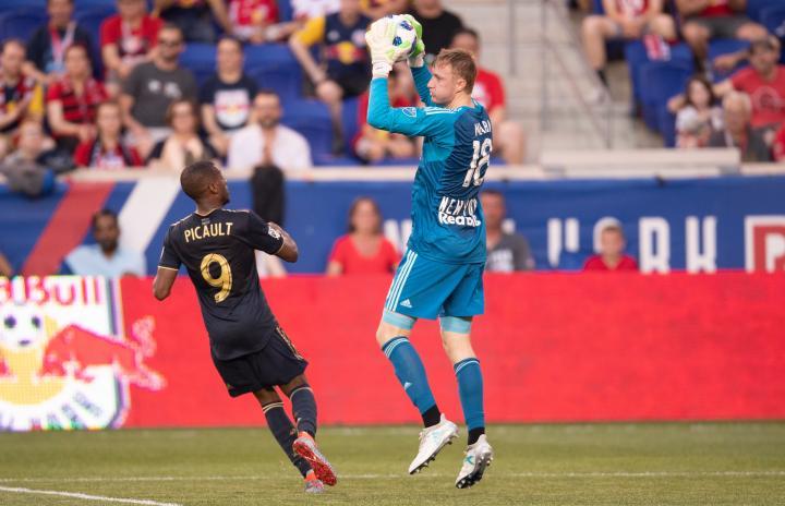Ryan Meara readies for renewed MLS season
