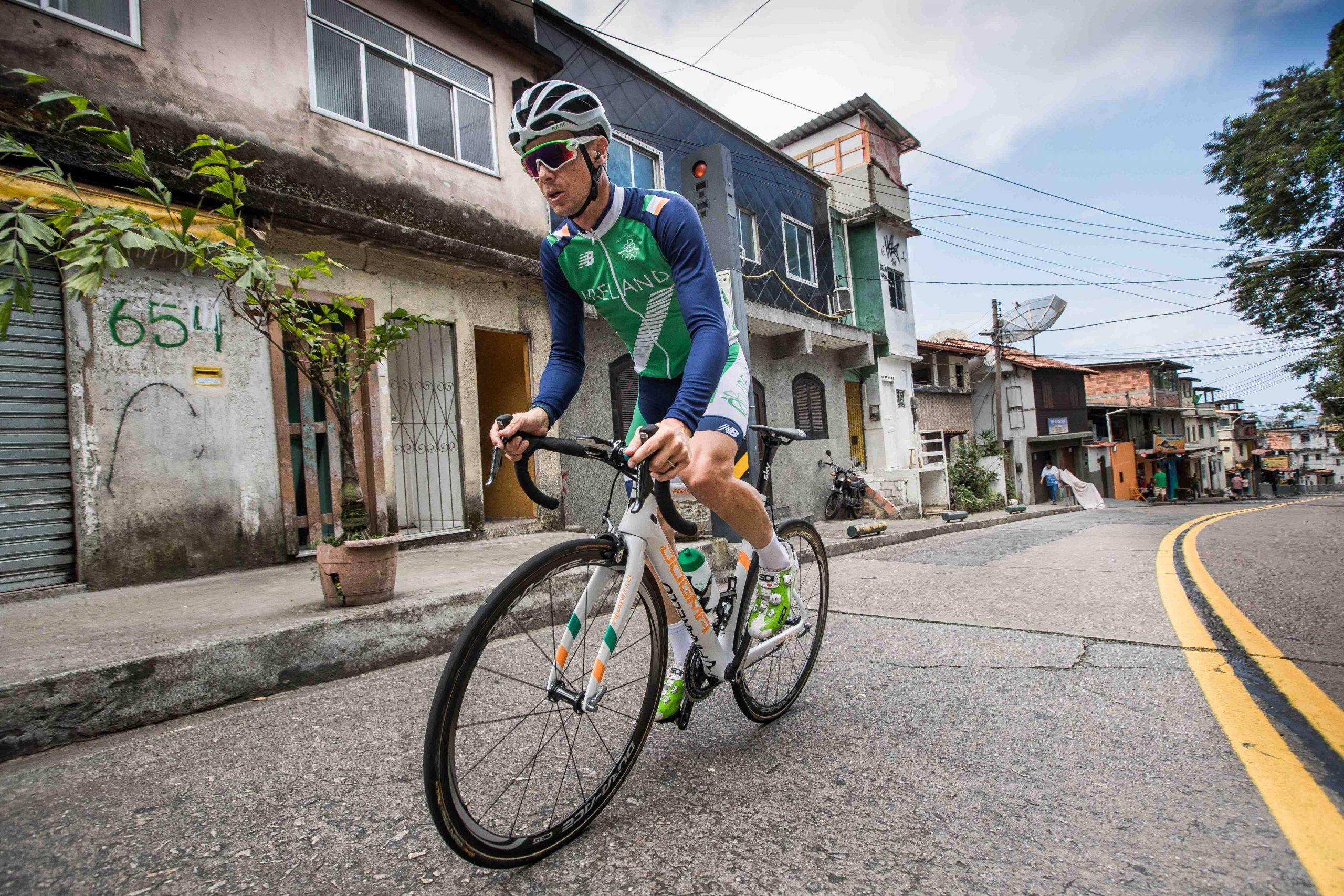 Roche ready for 'Le Tour'