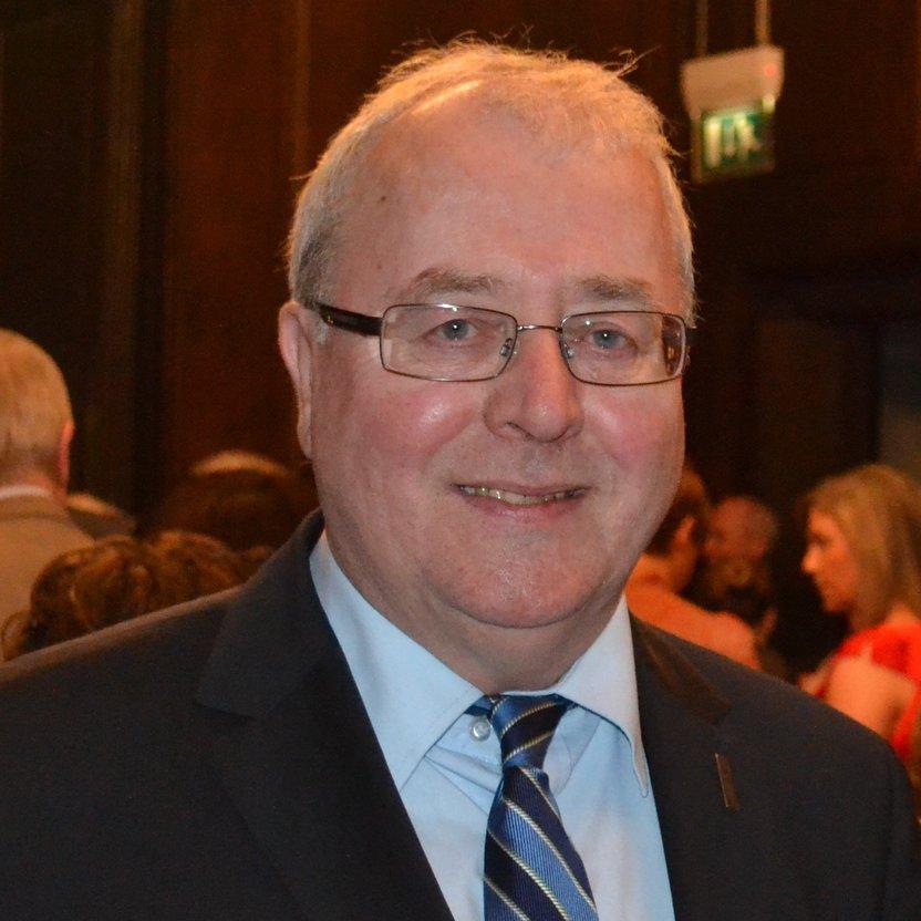 photo of Liam Ó Cuinneagáin