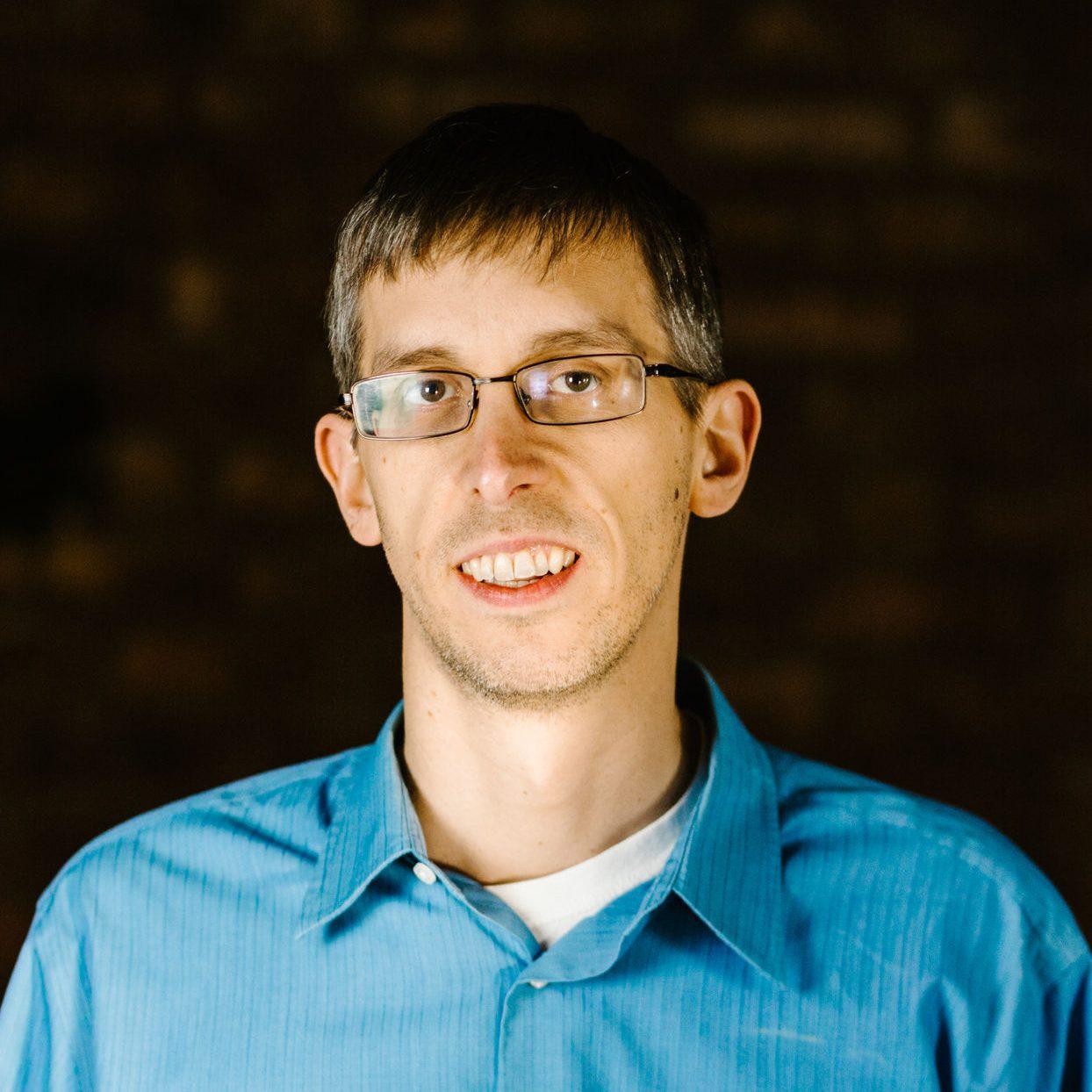photo of Scott Fischaber