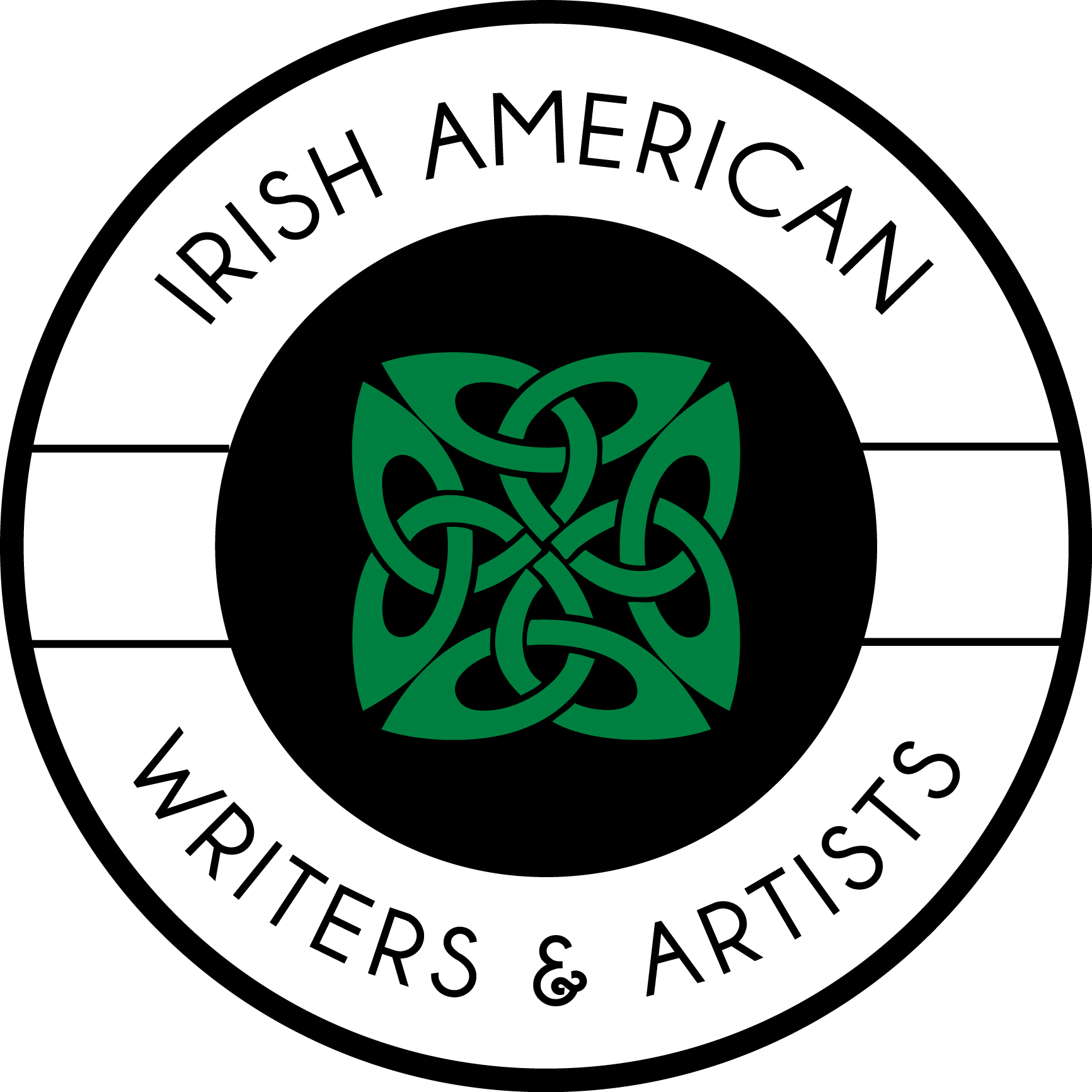 Irish American Writers & Artists logo
