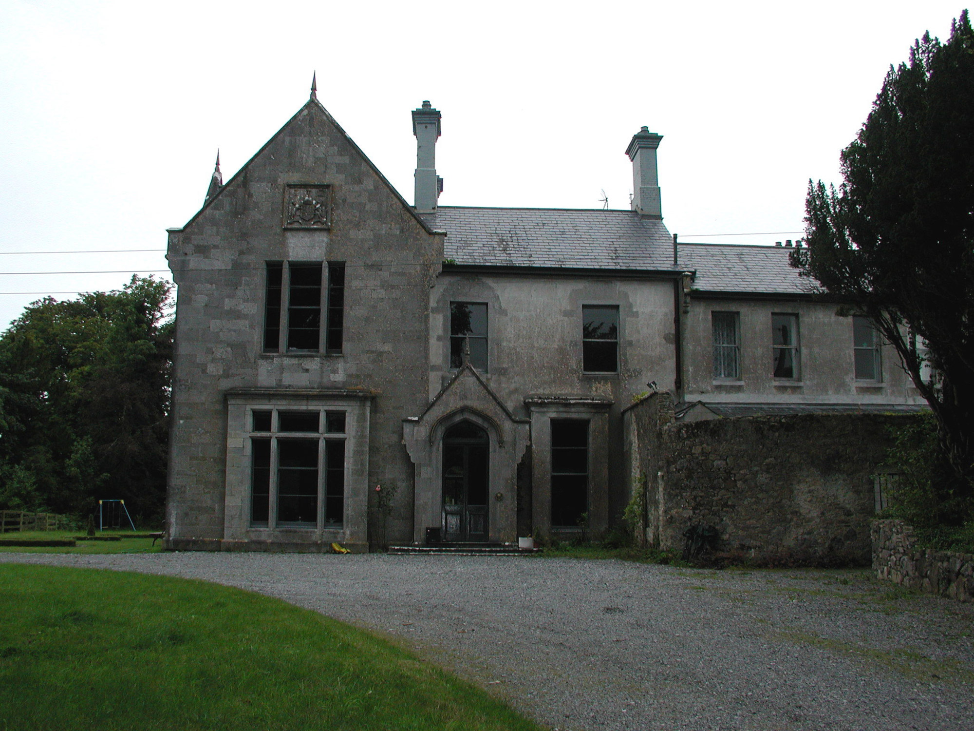 Cangort house